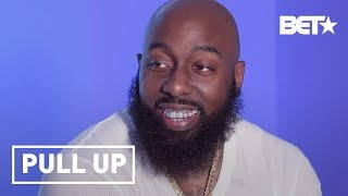 Trae The Truth Talks About Squeezing A Bullet From His Arm & His New Music | Pull Up