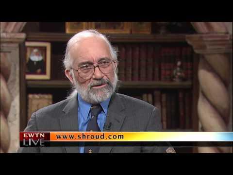 EWTN Live - Barrie Schwortz - Shroud of Turin - 2013-11-6 - Catholic History