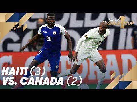 Haiti (3) vs. Canada (2) - Gold Cup 2019