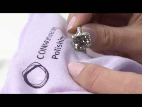 Connoisseurs Jewellery Cleaning Gold Polish Cloth