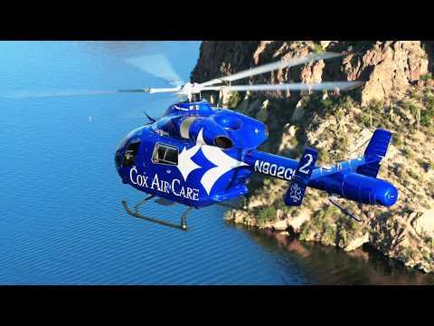 MD 902 - EMS/Air Ambulance Configuration