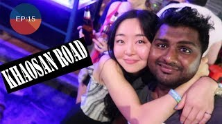 Thailand : Wildest Street Party in KhaoSan Road