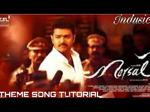 How To Do Mersal Theme In Keyboard
