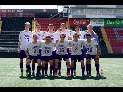 Cornell College Men's Soccer Costa Rica Tour 2k17