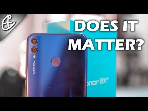 Honor 8X (w/ Kirin 710) Hands On Review & Unboxing!
