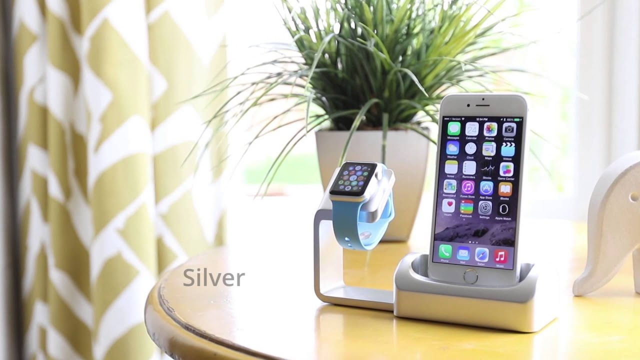 Duet Review: A Premium Two-in-One Stand for Apple Watch and