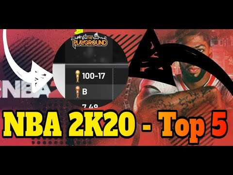 NBA 2K20 - Top 5 tips for what not to do in the park