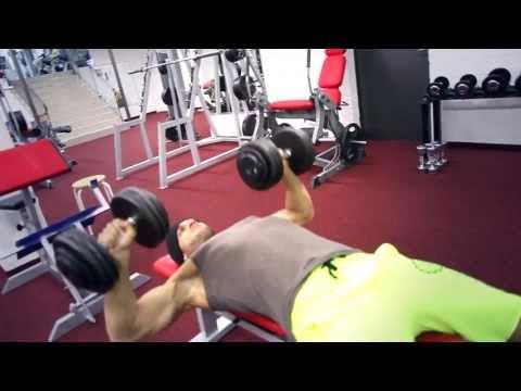 Bodybuilder-Motivation Marco Strub