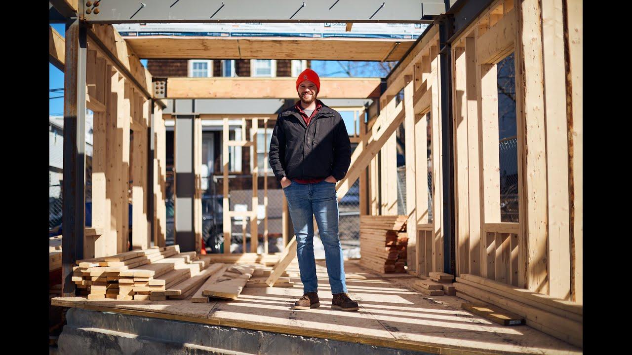 New Construction Framing Update: 19 Suffolk