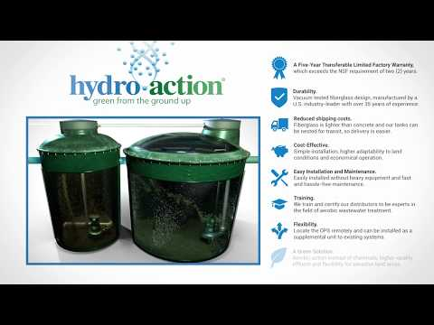 Aerobic Septic System Cost in Akron