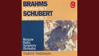 Symphony No. 2, D. 125: III. Menuetto. Allegro vivace - Trio