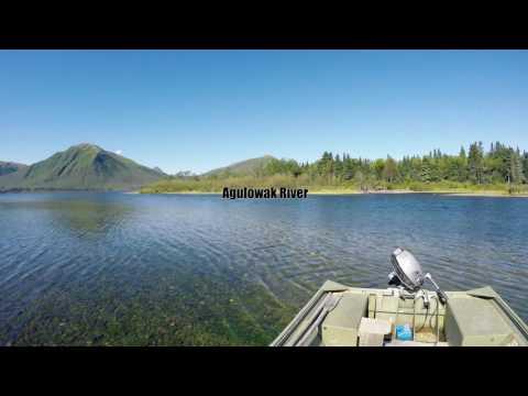 July 21-22, 2017 Dillingham/Aleknagik /Agulowak River Fishing
