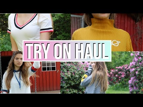 TRY ON HAUL – Summer Vibes ~ for hot & cold days ♥︎ Jackie Alice (deutsch)