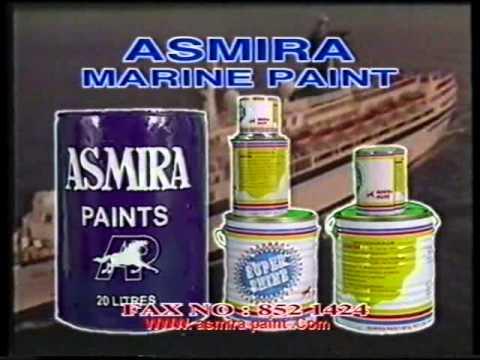 Asmira Marine Paints