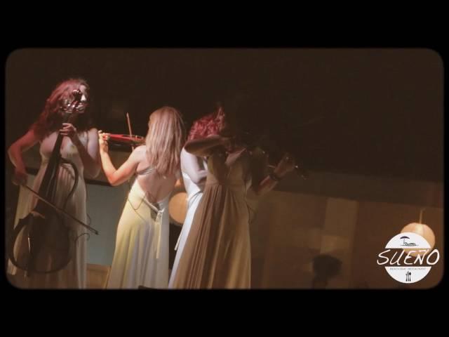Fortissimo String Quartet, Sway  Sueno bar