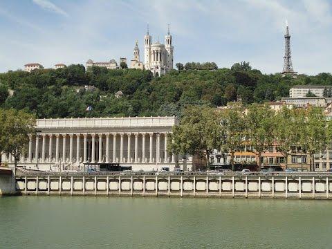 França: Lyon e a Résidence Universitaire André Allix