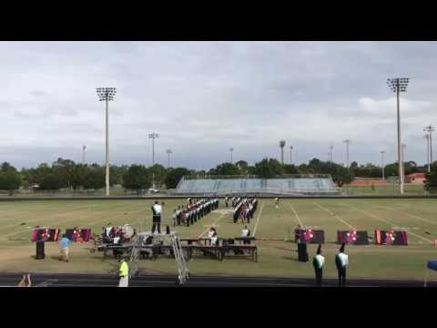 Coral Glades High School Marching Band What Goes Up 2018