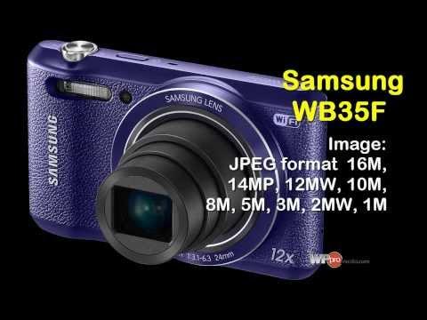 Samsung WB35F Smart Camera Digital: Specs, Pics, reviews 2014
