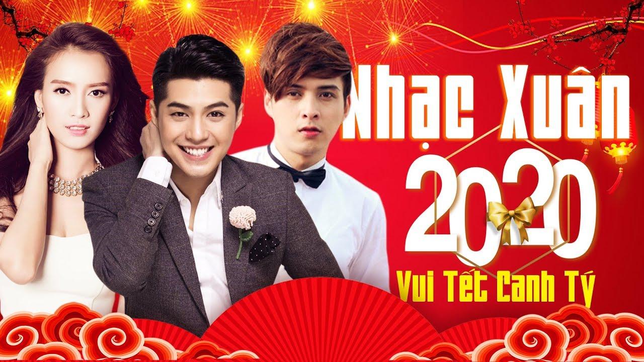 NGHE LÀ THẤY TẾT ĐẾN | Lk Nhạc Xuân 2020 – Nhạc Tết 2020 Sôi Động Chúc Mừng Năm Mới