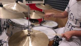 Jazz with Gretsch Renown Maple
