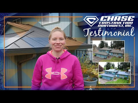 New Metal Roof Lacey WA | Roofers Lacey WA | Metal Roofing Company