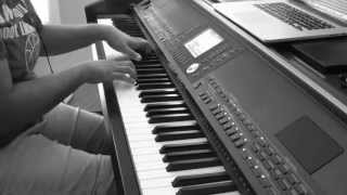 """She Used To Be Mine from """"Waitress""""- Sara Bareilles (Piano Cover by Jen Msumba)"""
