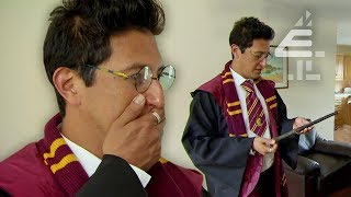 Groom IN TEARS Over Harry Potter Themed Wedding | Don