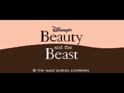 Beauty and The Beast gameplay (PC Game, 1994) thumbnail