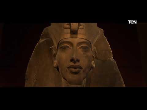 فيلم ترويجي عن المومياوات الملكية التي سيتم نقلها يوم السبت من المتحف المصري بالتحرير والمتحف القومي - TeN TV
