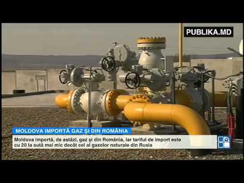 Europarlamentar: Exportul de gaz românesc spre Moldova este o VICTORIE