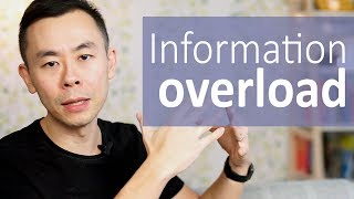 How to deal with information overload Hello Seiiti Arata 82