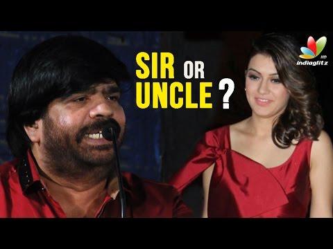 T Rajendar Speech : I faced depression after praising Vijay's Puli | Pokkiri Raja Athuvutta Song