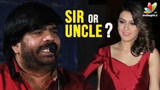 T Rajendar Speech : I faced depression after praising Vijay's Puli