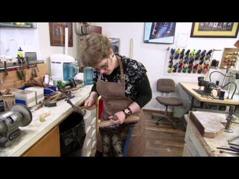 Craft in America: FAMILY episode
