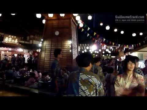 Oedo Onsen Monogatari - Tokyo Odaiba