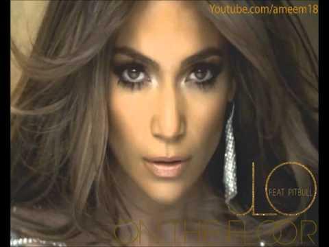 Jennifer Lopez - On The Floor ft. Pitbull (Remix Karaoke HD)