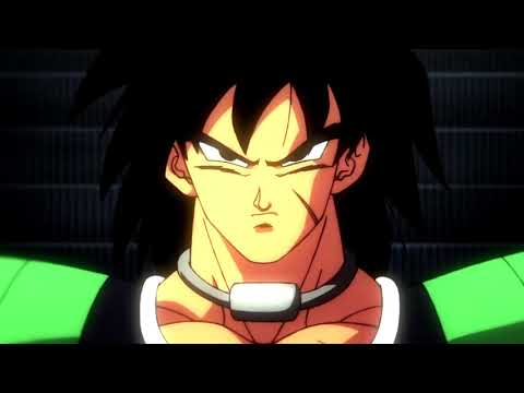 FREE Anime Intro Template NO TEXT #21 DBS BROLY