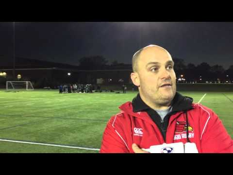 Tal Bayer, Wheeling Jesuit University Varsity Head Rugby Coach
