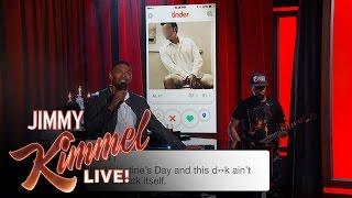 Jamie Foxx Sings Tinder Profiles thumbnail