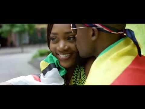 Afro Girl {X Mix kr dj} Dotman  Ft Mr  Eazi {Kr promo +256704533640