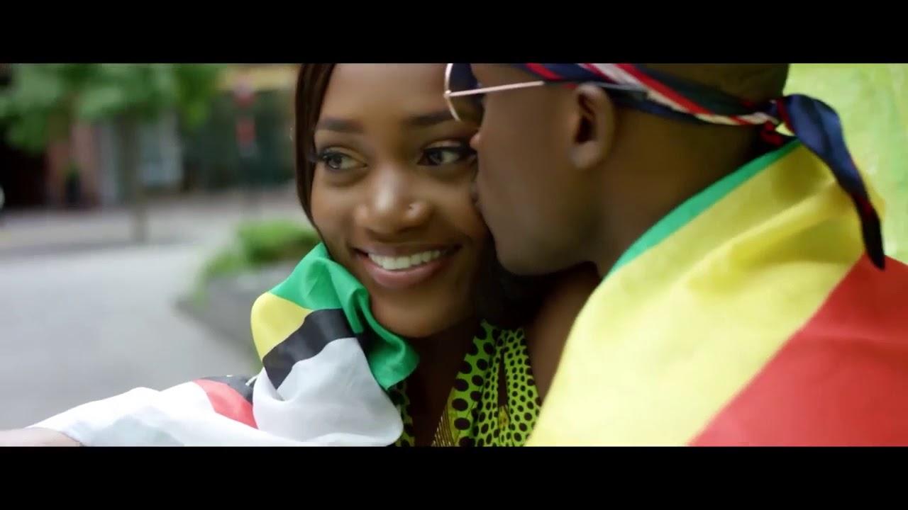 Download Afro Girl {X Mix kr dj} Dotman  Ft Mr  Eazi {Kr promo +256704533640