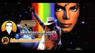 Regreso Al Pasado TV 2x10, Michael Jackson's Moonwalker