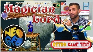 Les origines de Magician Lord et de la Neo-Geo - Retro Game Test