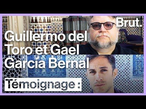 Interview Brut : Guillermo del Toro et Gael García Bernal