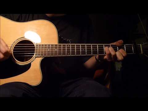 I Will Be Blessed - Ben Howard (standard tuning/w tabs)