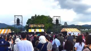 2015/9/26 大洲市緑地公園にて 「いもたきサミットinおおず」が開催され...