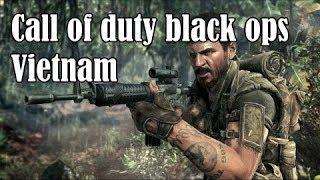 Call Of Duty : Black ops Vietnam music video