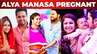 Wow: Alya Manasa Pregnant With Her First Child! Husband Sanjeev Confirms