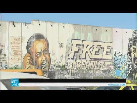 إضراب الأسرى الفلسطينيين يدخل يومه الرابع وإسرائيل ترفض التفاوض  - 11:22-2017 / 4 / 20