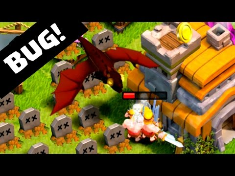 Clash of Clans - BUG!
